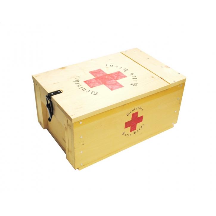Wehrmacht - Sanität - Rotes Kreuz - Kiste